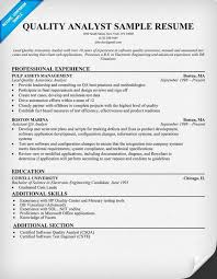 quality analyst resume hr analyst resume sample business analyst hr analyst resume