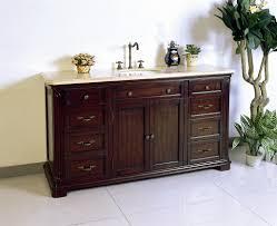 bathroom vanity 60 inch:  fresh design  inch bathroom vanity single sink exquisite inch bathroom vanity with top