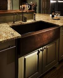 sinks copper sinks and copper on pinterest apron kitchen sink