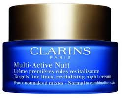 <b>Clarins Multi Active Night Cream</b> Light 50ml в дьюти фри в ...