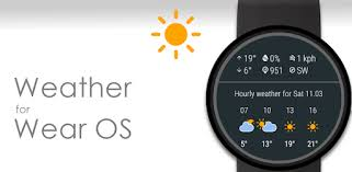 Weather for Wear OS (<b>Android Wear</b>) - Apps on Google Play