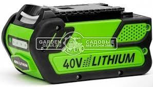 Аккумуляторная батарея <b>Monferme 40V</b> Li-Ion <b>4 Ач</b> купить в ...