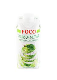 <b>Нектар гуанабаны FOCO 330</b> мл - купить в интернет магазине ...