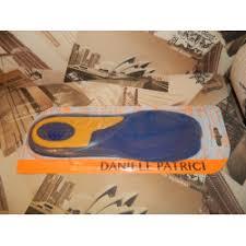 Отзывы о Стельки силиконовые <b>Daniele Patrici</b>