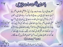 7 dangerous things for muslims hadees hadees in urdu hadees nabvi urdu hadees islam in urdu urdu aqwal e zareen best quotes in urdu urdu ahades 7 hadees free