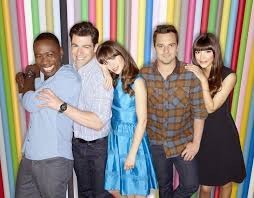 25 best ideas about new girl season 3 new girl new it s the first new girl cast pic of season 3