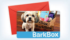 Gift Card for Dog Goodies - BarkBox **NAT**   Groupon