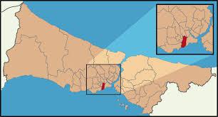 Image result for zeytinburnu haritası