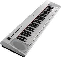 <b>Цифровое</b> пианино <b>Yamaha NP</b>-12WH Piagerro