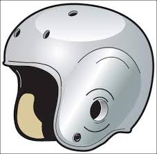 Image result for silver football helmet blue mask
