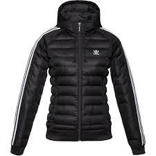 <b>Куртка женская Slim</b>, <b>черная</b>, фирмы «Adidas» | P7648.30