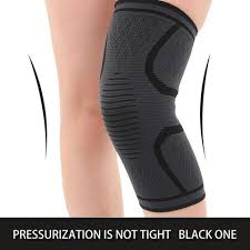 <b>1pc</b> Elastic <b>Breathable</b> Knee Pad <b>Cycling</b> Running Brace Knee ...