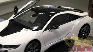 Обзор <b>машины Rastar BMW</b> i8 1:14 (дистанционно открываются ...