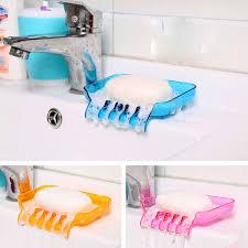 <b>Silicone</b> Storage Soapbox <b>Flexible Soap</b> Holder Creative <b>Soap Dish</b> ...