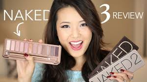 <b>Urban Decay Naked 3</b> Palette REVIEW & COMPARISON! - YouTube
