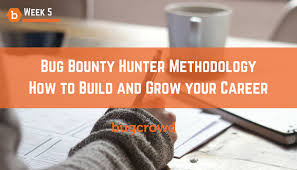 how to use bug bounties to build your career bug bounty hunter how to use bug bounties to build your career bug bounty hunter methodology
