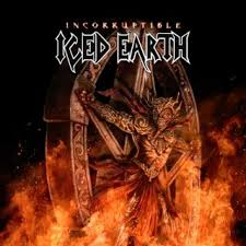"<b>ICED EARTH</b> -- <b>Incorruptible</b> D10"" + CD ARTBOOK RED, 29,23 &eur"
