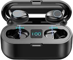 Bluetooth Earbuds,SUNhai <b>F9 TWS</b> Wireless Bluetooth 5.0 ...