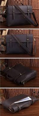 <b>Crazy Horse</b> Leather Laptop Bag, Briefcase, Messenger Bag <b>Men</b> ...