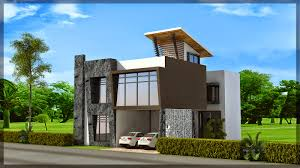 Ghar Planner   Leading House Plan and House Design Drawings    This duplex house plans consist of pooja cabinet and washing area   kitchen  This duplex house plan has two car parking