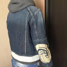 Куртка-джинсовка Armani – купить в Москве, цена <b>5</b> 500 руб ...