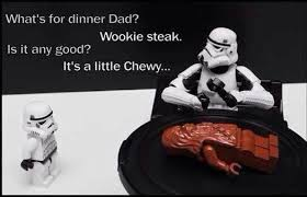 Storm trooper family Dinners | StarWars Memes, Jokes and Vader ... via Relatably.com