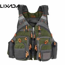 <b>Lixada</b> Professional Flotation <b>Adult Safety Life</b> Jacket Survival Vest ...