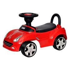 <b>Каталка Everflo Машинка</b> 613, красный — купить в интернет ...