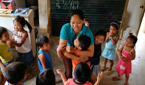 Cash Transfer Gives Poor Children in the Philippines Chance of a     Asian Development Bank