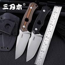 <b>Sanrenmu S725P нож</b> с фиксированным лезвием 14C28N ...