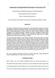 Advice On Writing Leadership Research Paper amavv com     MAOL        Leadership Research Paper