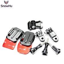 Online Shop <b>SnowHu for Gopro Accessories</b> Set Sticker 3M ...