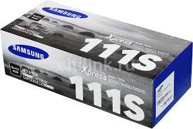 Купить <b>Картридж SAMSUNG MLT-D111S</b>/SEE, черный в ...