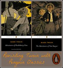 re huck finn and tom sawyer penguin classics minutes picmonkey collage