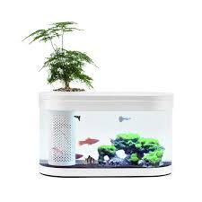 Купить <b>аквариум Xiaomi Geometry</b> Fish Tank Aquaponics ...