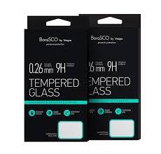 <b>Защитное стекло BoraSCO Full</b> Cover для Xiaomi Mi 9T (черная ...