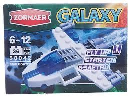 <b>Конструктор Zormaer</b> Galaxy 58042 <b>Звездный истребитель</b> ...