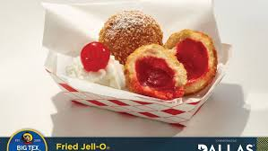 Image result for image fried jello
