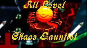 geometry dash ll gauntlets ll chaos gauntlet geometry dash 2 1 ll gauntlets ll chaos gauntlet