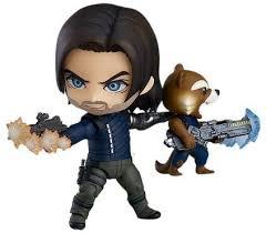 <b>Фигурка Nendoroid</b> Avengers Infinity War Winter Soldier Infinity Edition