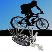 <b>11 In 1 Multi Bicycle</b> Repair <b>Tool</b> Screwdrivers Kit T25 Spanner With ...