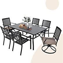 7-Piece Outdoor Patio Dining Sets - Amazon.com