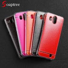 <b>Soaptree Silicone Case For</b> Homtom HT37 Pro S9 Plus Case Litchi ...