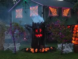 halloween gallery wall decor hallowen walljpg exteriors easy homemade outdoor halloween decorations wonderful emmas fashion trend home interior design ideas