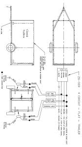 17 best images about trailer ideas utility trailer trailer wiring diagram 4 wire circuit