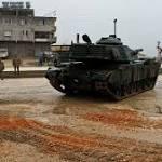 Erdoğan verkündet Bodenoffensive gegen syrische Kurden