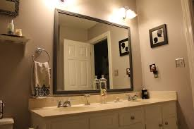 wood bathroom mirror digihome weathered: frames for bathroom mirrors lowes digihome