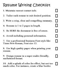 good resume writing made easyuseful links to more free printable items