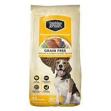<b>Berkley</b> Jensen Grain Free <b>Turkey</b> and Sweet Potato Recipe For <b>Dogs</b>