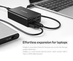 <b>ORICO CPH</b>-<b>X4</b> MacBox Type-C to 3-Port USB3.0 4K HDMI Type-C ...